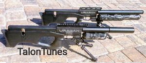 Uragans airgun
